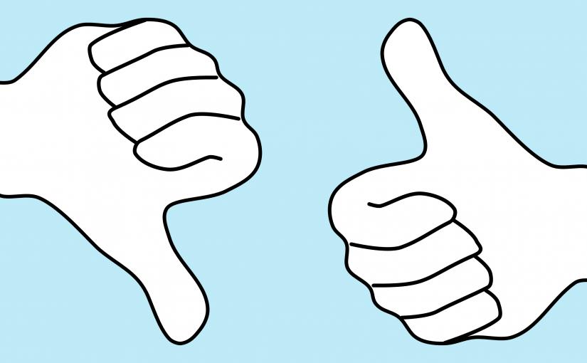 Kritikk – ja takk